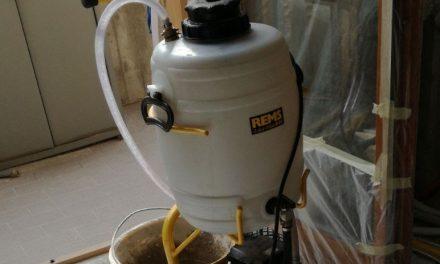 Come risparmiare facendo il lavaggio chimico dell'impianto di riscaldamento